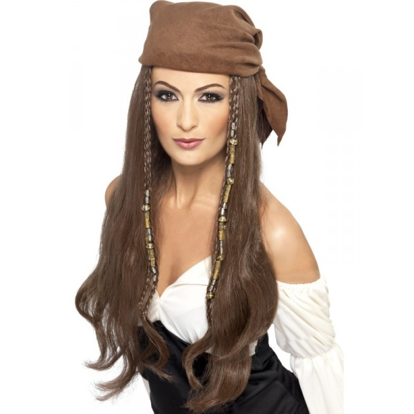 Maquillage femme pirate - Maquillage pirate homme ...