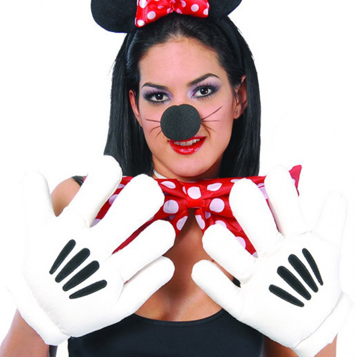 minnie mouse maquillage