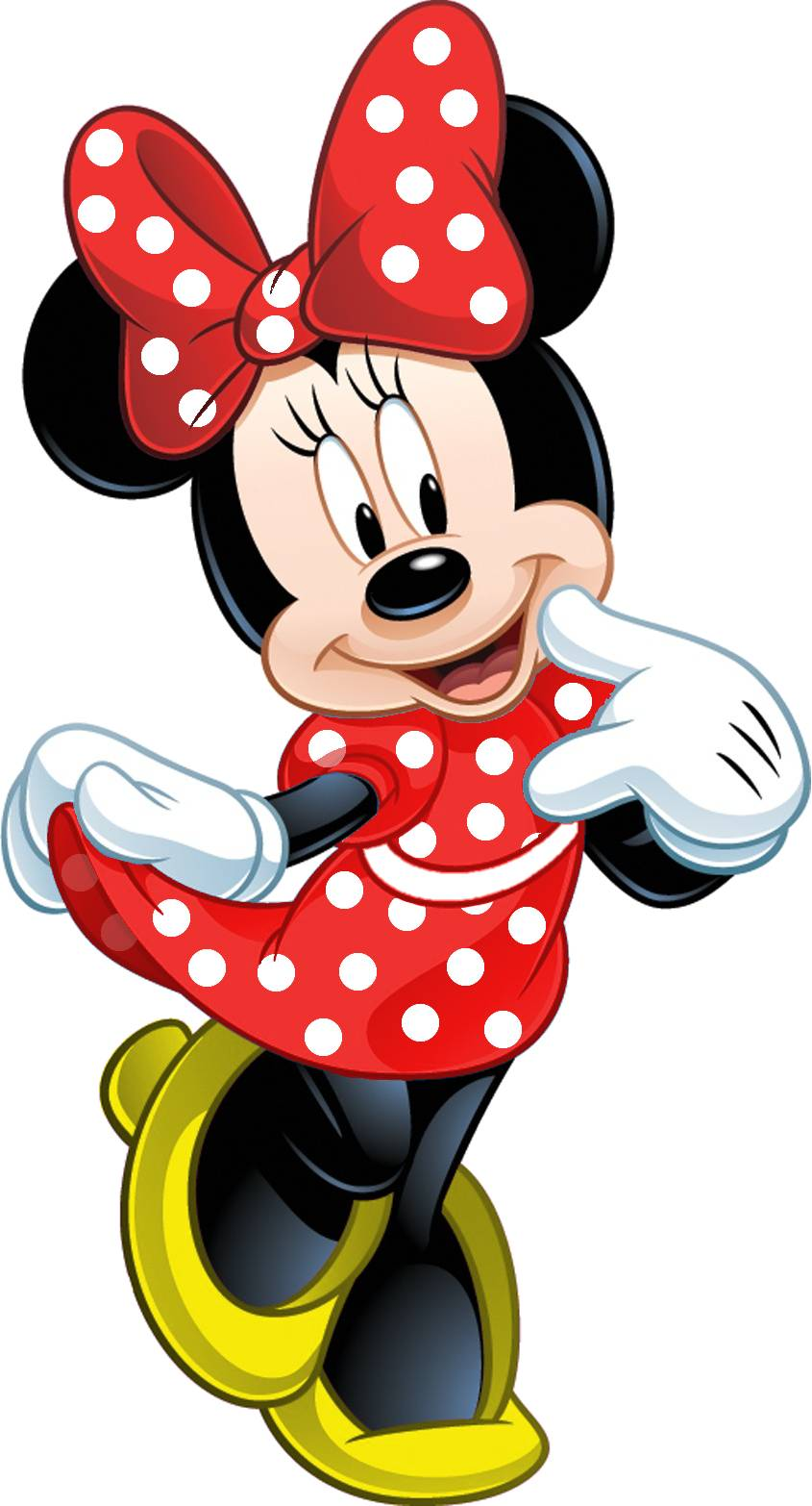 minnie mouse cartoon